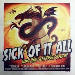 SICK OF IT ALL - Wake The...