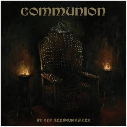COMMUNION - At The...