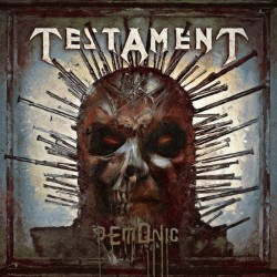TESTAMENT - Demonic LP