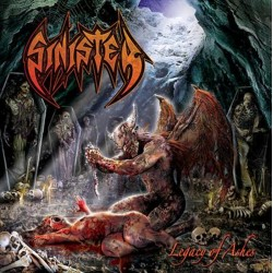 SINISTER - Legacy Of Ashes LP