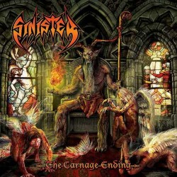 SINISTER - The Carnage...