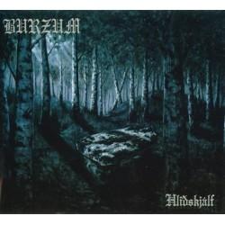 BURZUM - Hliðskjálf LP