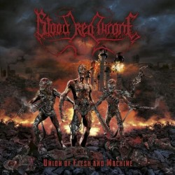 BLOOD RED THRONE - Union Of...
