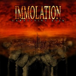 IMMOLATION - Harnessing...