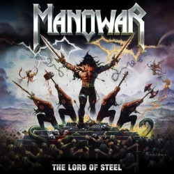 MANOWAR - The Lord Of Steel CD