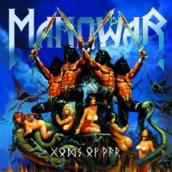 MANOWAR - Gods Of War CD