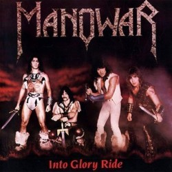 MANOWAR - Into Glory Ride CD