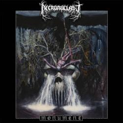 NECRONOCLAST - Monument CD