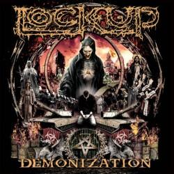 LOCK UP - Demonization CD...