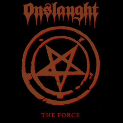 ONSLAUGHT - The Force CD