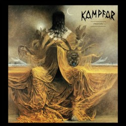 KAMPFAR - Profan (Yellow) LP
