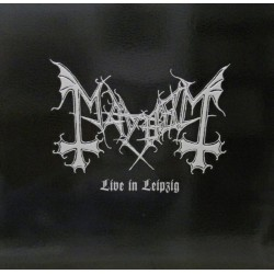 MAYHEM - Live In Leipzig LP...