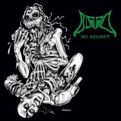 BLOOD - No Regret LP