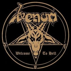 VENOM - Welcome To Hell 2LP