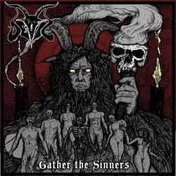 DEVIL - Gather The Sinners CD