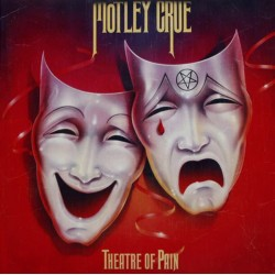 MOTLEY CRUE - Theatre Of...