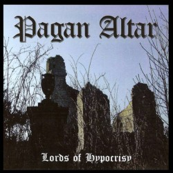 PAGAN ALTAR - The Lords Of...