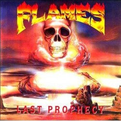 FLAMES - Last Prophecy CD