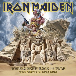 IRON MAIDEN - Somewhere...