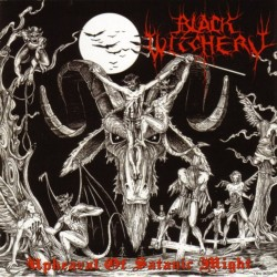 BLACK WITCHERY - Upheaval...