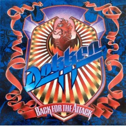 DOKKEN - Back For The...