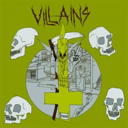 VILLAINS - Road To Ruin LP