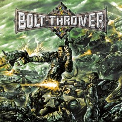 BOLT THROWER - Honour -...