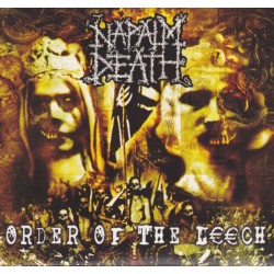 NAPALM DEATH - Order Of The...