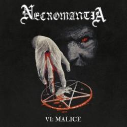 NECROMANTIA - IV: Malice LP