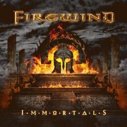 FIREWIND - Immortals CD