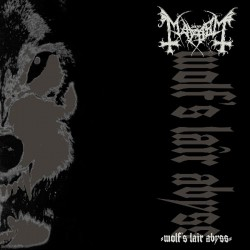 MAYHEM - Wolf's Lair Abyss CD