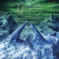 OBITUARY - Frozen In Time CD