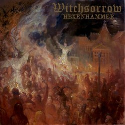 WITCHSORROW - Hexenhammer CD