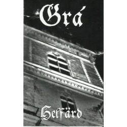 GRÁ - Helfärd Cassette
