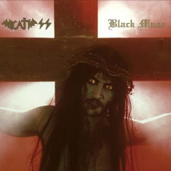 DEATH SS - Black Mass LP