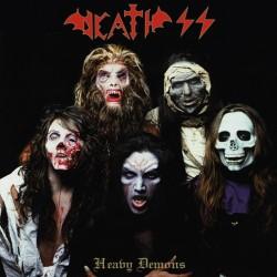 DEATH SS - Heavy Demons LP