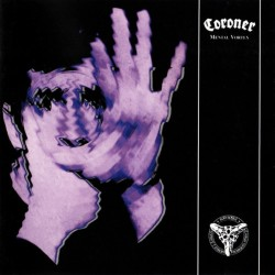CORONER - Mental Vortex LP...