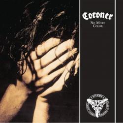 CORONER - No More Color LP