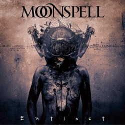 MOONSPELL - Extinct 2LP + DVD