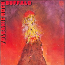BUFFALO - Volcanic Rock LP
