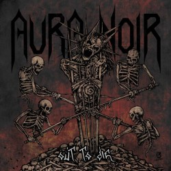 AURA NOIR - Out To Die LP...