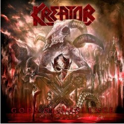 KREATOR - Gods Of Violence 2LP