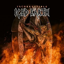 ICED EARTH - Incorruptible CD