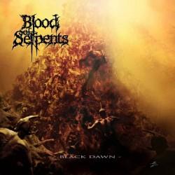 BLOOD OF SERPENTS - Black...