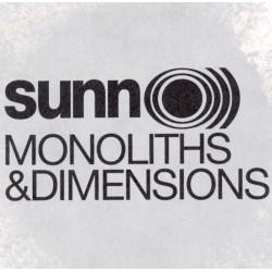 SUNN O))) - Monoliths &...