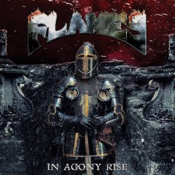 FLAMES - In Agony Rise LP