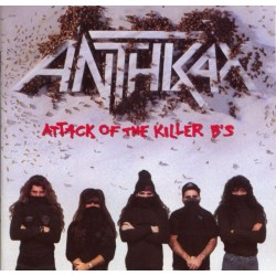 ANTHRAX - Attack Of The...