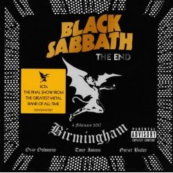 BLACK SABBATH - The End (4...