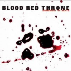 BLOOD RED THRONE - Monument...