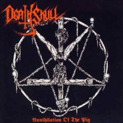 DEATH SKULL -  Annihilation...